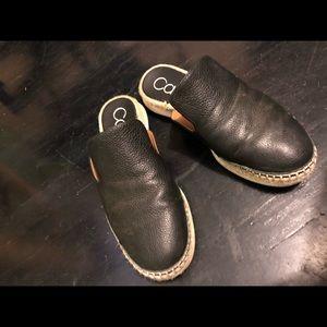 Calvin Klein Slip on loafer style